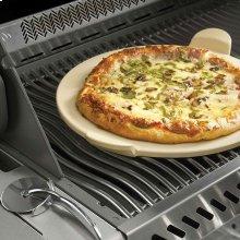 PRO Pizza Stone with Pizza Wheel