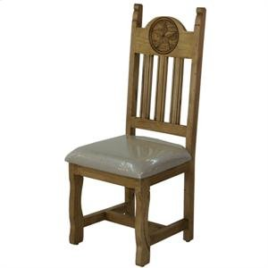 Chair with star Dining chair with cushion w/Star or no Star