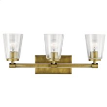Audrea Collection Audrea 3 Light Bath Light NBR