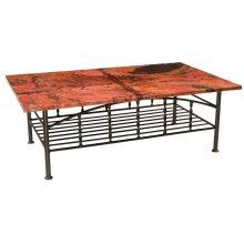 Prescott Iron Cocktail Table