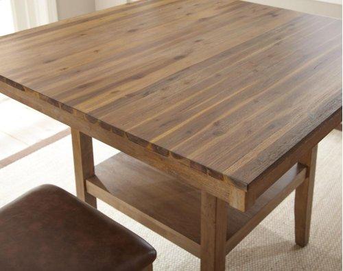 """Cambrey Counter Table 48""""x48""""x36"""""""