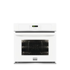 Gallery 27'' Single Electric Wall Oven - WHITE