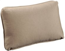 "Throw Pillows Knife Edge Kidney w/welt (12"" x 18"")"