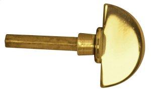 Lifetime Polished Brass 6720 Turn Knob Product Image