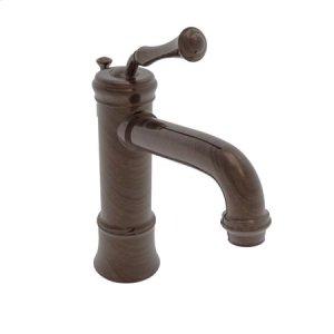 Venetian-Bronze Single Hole Lavatory Faucet Product Image