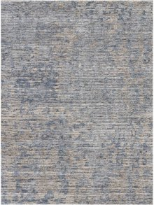 Ellora Ell04 Graphite Rectangle Rug 5'6'' X 7'5''