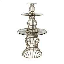 Covington Glass Top Tables - Set of 3