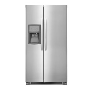 22.0 Cu. Ft. Side-by-Side Refrigerator - STAINLESS STEEL