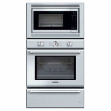 "30"" PROFESSIONAL SERIES STAINLESS STEEL COMBINATION OVEN WITH CONVECTION MICROWAVE, TRUE CONVECTION OVEN AND WARMING DRAWER"