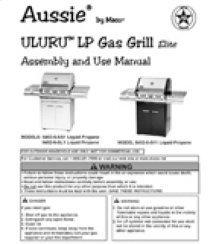 Uluru 8452 Series Owners Manual (Free Downloads)