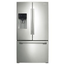26 cu.ft. French Door with External Water & Ice Dispenser (Stainless Steel)
