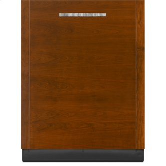 24-Inch Flush TriFecta Dishwasher with Built-In Water Softener, Panel Ready