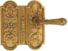 Double Door Rim Lock Louis XVI Style