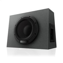 "10"" Sealed enclosure active subwoofer with built-in amplifier"