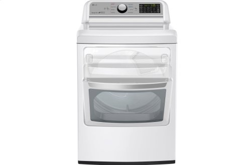 7.3 cu. ft. Super Capacity Gas Dryer with Sensor Dry Technology
