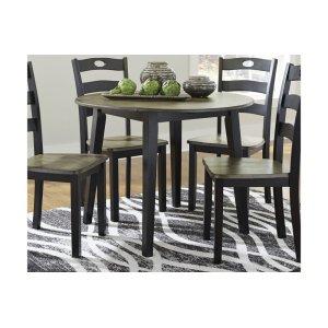 Ashley FurnitureSIGNATURE DESIGN BY ASHLERound Drop Leaf Table
