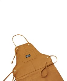 Apron Prem Brown Aa-pa Db