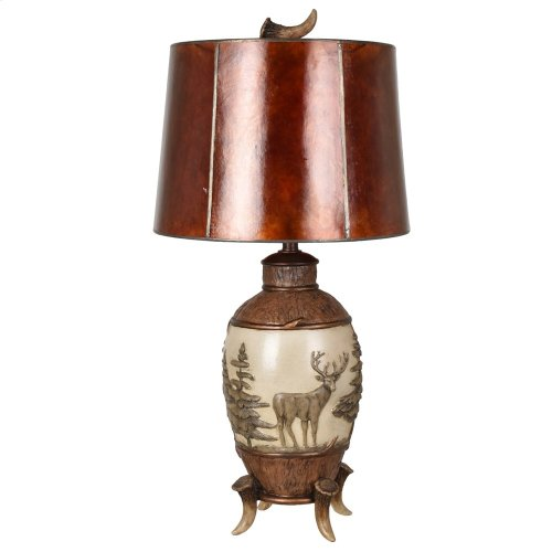 RED HOT BUY! Deer Run Table Lamp