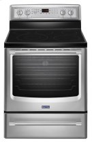 30-inch Wide Electric Range with Convection and Power Preheat - 6.2 cu. ft. Product Image