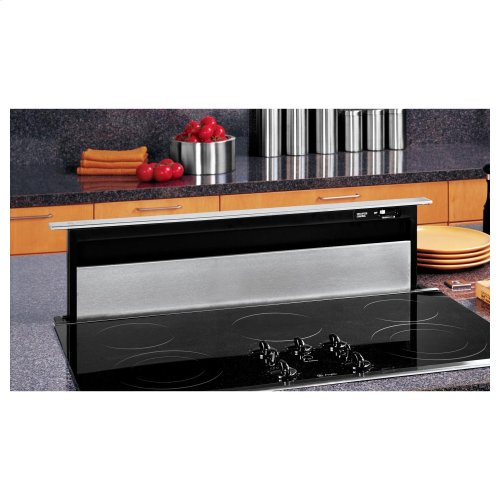 """GE Profile™ 36"""" Telescopic Downdraft System- Out of Carton"""