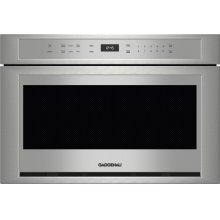 400 series Built-in microwave drawer Stainless steel