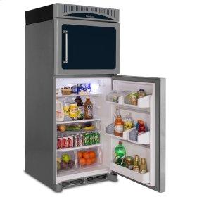 Cobalt Left Hinge Classic Refrigerator Top Mount Freezer