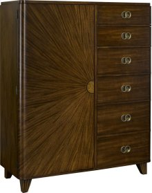 Ernest Hemingway ® Cristobal Door Chest