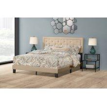 La Croix Bed In One - Queen - Linen