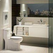 Boulevard Elongated One-Piece Toilet  American Standard - White