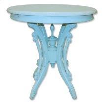 Victorian Round Tea Table