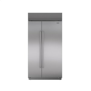"Subzero42"" Built-In Side-by-Side Refrigerator/Freezer"