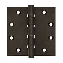 "4 1/2"" x 41/2"" Square Hinges, Ball Bearings"