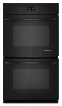 """Black Jenn-Air® Double Wall Oven with MultiMode® Convection, 30"""""""