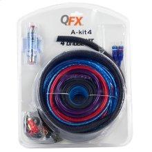 1500 Watt Complete Amplifier Hookup Kit