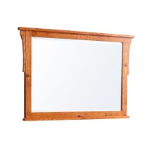 San Miguel Mule Chest Mirror, Character QSWO #26 Michael's, San Miguel Mule Chest Mirror, Character QSWO