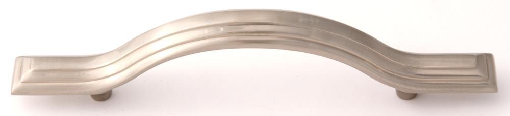 Geometric Pull A1515-35 - Satin Nickel