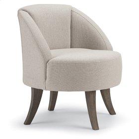 HYLANT Swivel Barrel Chair
