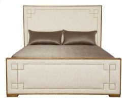 King-Sized Soho Luxe Upholstered Bed in Soho Luxe Dark Caramel (368)