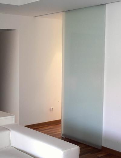 Sliding Glass Door System (max. 286 Lbs, 3/8