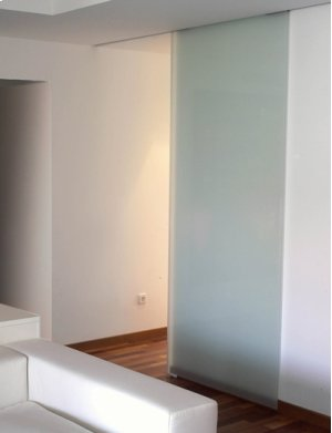 Sliding Glass Door System (max. 286 Lbs, 3/8 Product Image