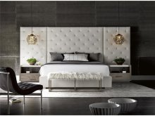 Brando Queen Bed with Panels