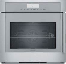 30-Inch Masterpiece® Single Built-In Oven with Left Side Swing Door MED301LWS