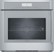 30-Inch Masterpiece® Single Built-In Oven with Left Side Swing Door MED301LWS