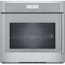 30-Inch Masterpiece® Single Built-In Oven with Left Side Opening Door