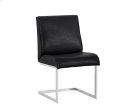 Draper Dining Chair - Black Product Image