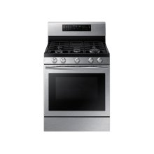 5.8 cu. ft. Gas Flex Duo Range with Griddle and Wok Grate