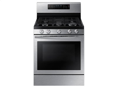 5.8 cu. ft. Gas Flex Duo Range with Griddle and Wok Grate Product Image