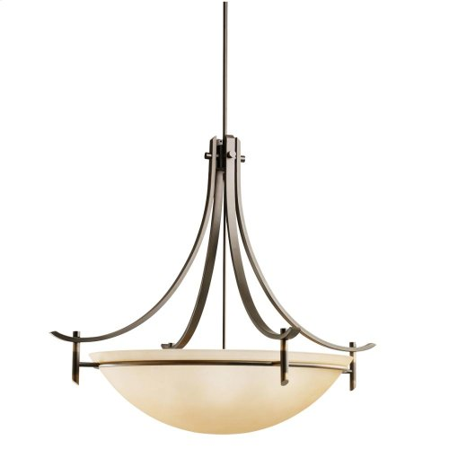 Olympia Collection Olympia 5 Light Inverted Pendant - OZ