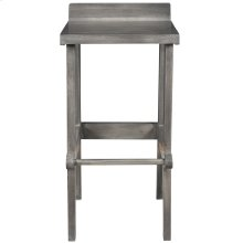 "Ace 30"" Bar Stool in Grey"