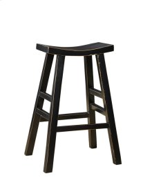 Crescent Bar Stool
